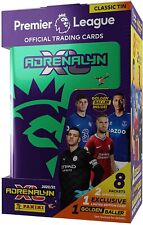 2020-21 PANINI ADRENALYN Premier League Verde Mega Tin 51 tarjetas Limited pulisic