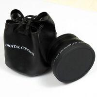 HD Pro 0.45x Super Wide Angle 55mm Lens for Canon EOS Digital Rebel T3i T5i T5
