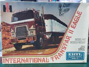 ERTL 1/25 International Transtar II Eagle #6183 Blueprint Replica