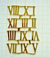 Index chiffres romain dial cadran clock horloge pendule paris  cartel PETIT N 5
