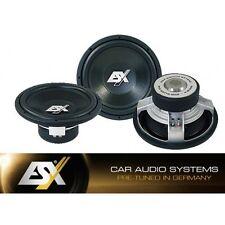 ESX sx-1040 25 CM SUBWOOFER 400 Watt RMS, 800 Watt Peak ESX sx1040