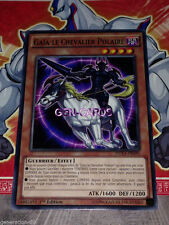 Carte YU GI OH GAIA LE CHEVALIER POLAIRE DUEA-FR090 x 3