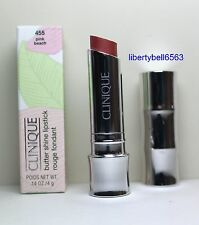CLINIQUE Butter Shine Lipstick FULL SIZE New Boxed ~(PICK COLOR) ~FREE SHIPPING