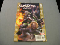 Ultimate Fantastic Four #30 Marvel 2006 1st Cover App Marvel Zombies MID GRADE