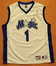 Orlando Magic, authentic jersey by Champion, Mens XXL, 52, #1 McGrady, Sewn