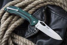 "Russian Tactical Folding knife ""Dream"" Satin Kizlyar Supreme knive (steel-440C)"