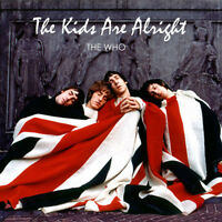 THE WHO - THE KIDS ARE ALRIGHT - 2LP REISSUE VINYL NEW SEALED RSD 2018