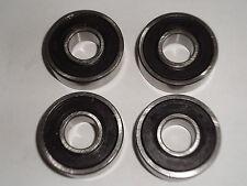 4 St. rodamientos de bolas estrías campamento bola 608 2rsh fabricantes: SKF 8x22x7