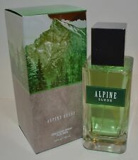 BATH & BODY WORKS ALPINE SUEDE FOR MEN COLOGNE BODY SPRAY MIST FRAGRANCE LARGE