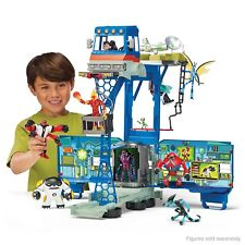 BEN 10 Rustbucket Vehicle Playset Kids Perfect Gift Set Durable Play Pretend Toy