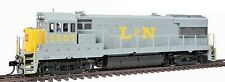 Scala H0 - Locomotiva diesel TAGGATI U28B Auburndale & Nashville 48655 NEU