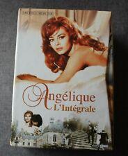 Angelique - Michele Mercier - Robert Hossein, l'integrale , coffret 5 DVD