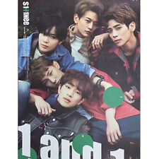 SHINEE [1 AND 1] 5th Repackage Album 2CD+Photo Book+Booklet+1p Card K-POP SEALED