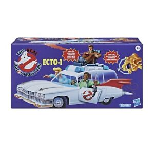 Ghostbusters Kenner Classics Real Ghostbusters Ecto-1 Retro Vehicle In Hand New