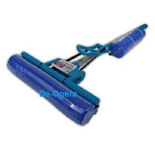 PVA Super Mop With Extra Refill Head Cleaner Washer Wooden Laminate Hard Floor