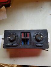 Temperature Control Front Manual Opt CJ3 ID 25945046 Fits 03-09 ENVOY 15220318