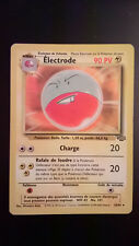 Carte Pokémon ELECTRODE 18/64 Rare- Jungle - Wizard - Version FR