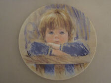 Daydreaming collector plate Frances Hook children Legacy #2