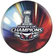 14lb NHL Washington CAPITALS  Stanley Cup Champions Bowling Ball IN STOCK NOW