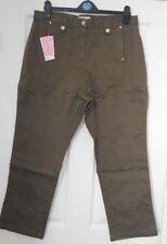 High Petite Tailored Trousers for Women 26L Inside Leg
