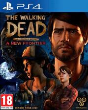 The Walking Dead Telltale Series a Frontier Ps4 UK