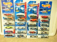 Hot Wheels Lot of (24) Classic Shelby Cobra Muscle Cars with 20 Variations