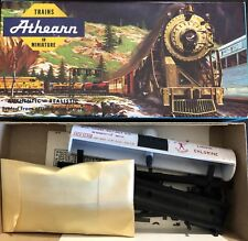 ATHEARN 1551 40FT CHEMICAL TANK MICHIGAN ALKY