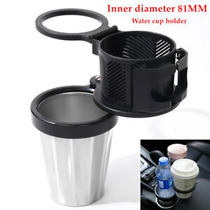 1×Car Seat Drink Cup Holder Air Outlet Bottle Water Stand Phone Storage Bracket