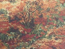 Northcott Abundant Garden Fall Autumn Leaves Cotton Fabric 21843-24