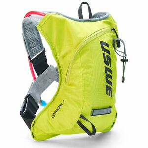 USWE - Vertical 4L Hydration pack Crazy Yellow 2L hydration capacity - 2040202