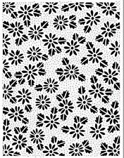 Sue Wilson Embossing Folder - Dotted Daisies - EFPP-011 - Creative Expressions