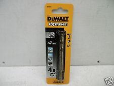 DEWALT EXTREME DT4911 7MM HSS E INDUSTRIAL COBALT METAL DRILL BIT