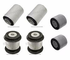 For Mercedes W164 GL320 GL450 ML350 Set of 6 Front Control Arm Bushings