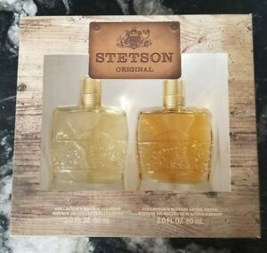 Stetson Original Cologne & Aftershave Gift Box NEW!
