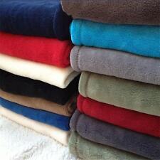 Manta polar tacto suave para mascotas perro gato cachorro cama cálida alfombra