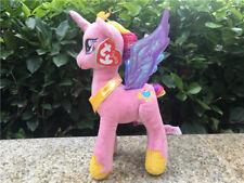 TY My Little Pony 23cm Plush Stuffed Princess Cadance Spielzeug Figur Neu
