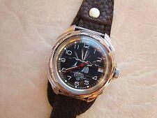 Watch Vostok USSR Automatic Russian Diver Wristwatch 21 jewels.
