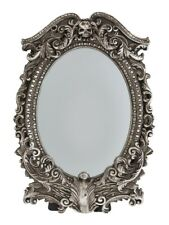 Alchemy Mirror Masque Of The Black Rose Wall/Table Silver 16.7x23.5x2cm