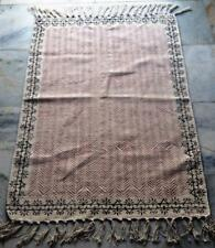 Persian Oriental Rug Cotton Kilim 2x3 Hand Woven Geometric New Kilim Area Rugs