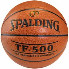 Spalding TF500 Indoor/Outdoor Basketball Composite Leather Ball Size 6 7