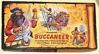 Vintage Buccaneer Board Game by Waddington 1971 100% Complete Excellent see pics