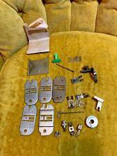Random Odd LOT Of Sewing Machine Parts Pieces Seamstress 20 Pc. Sew Accessory