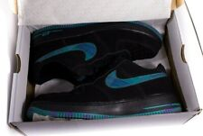 Nike Air Force 1 Low Marbled Swoosh Pack Black 488298-047 Size 10.5