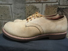 Men's Classic RED WING HAWTHORNE 8057 Heritage Work Foreman Oxford Shoes 11.5D