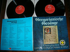 2LP GREGORIANISCHE GESÄNGE - Gregorian Chants  MPS ´74 M-NM