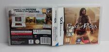 PRINCE OF PERSIA LE SABBIE DIMENTICATE - Nintendo DS - Italiano - Usato