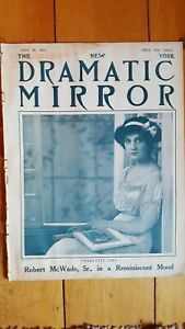 July 26, 1911 New York Dramatic Mirror with Charlotte Ives cover