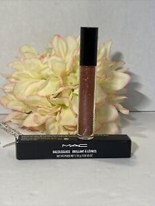 Authentic MAC Dazzleglass Lip Glass Gloss - Get Rich Quick - Full Size - New Box