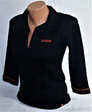 Chivas Regal Whiskey Whisky Damen Shirt Longsleeves schwarz S Langarm NEU OVP
