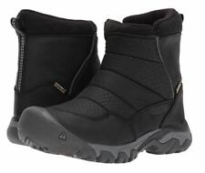 Keen Womens Hoodoo III Low Zip Waterproof Winter Snow Cold Weather Boots